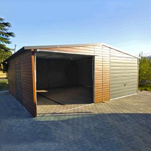 Premium garázsok Robstal - mobilgarázsok, lemezgarázsok, garázskapuk és kutyakennelek gyártója